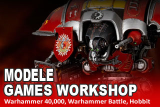Modele games workshop