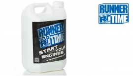 RUNNER TIME TOP 25% 5.0L paliwo nitro