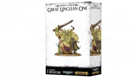 Warhammer Daemons of Nurgle Great Unclean One