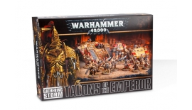 Warhammer Talons Of The Emperor ENGLISH
